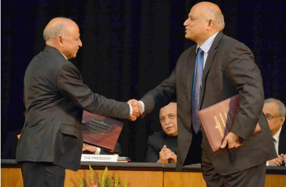 Exchange of MoU between RGNAU and Rolls-Royce